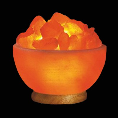 fire bowl salt lamp